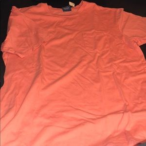 Other - Orange Pocket Tee Shirt